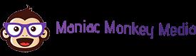 Maniac Monkey Media Logo